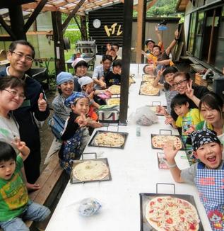 【2017年GW】福島:GWに親子で楽しむ農山村キャンプ(2泊3日)