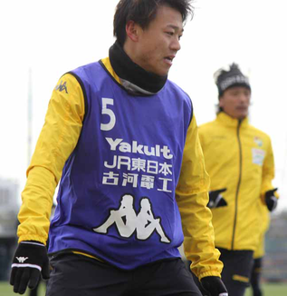 本田功輝選手「フィジカル系のトレーニングというのは若手がベテランよりも走らないといけない部分だと思う」