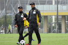 【横浜FC戦直前レポート】フアンエスナイデル監督「大切なのは我々がやることです」
