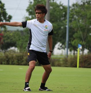 江尻篤彦監督「1位、2位を狙っているチームにどのくらい挑めるか試してみたい」
