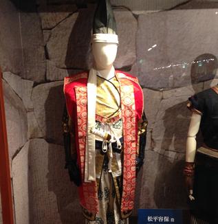 大河ドラマ「八重の桜」の衣装