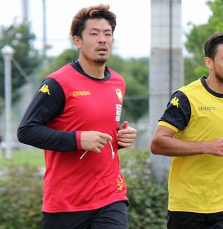 佐藤優也選手「アウェイだと選手の距離間がよくないという印象がある」