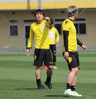 矢田旭選手「どこのポジションでもチームが勝つために頑張りたい」