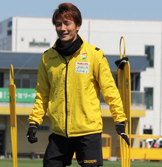 米倉恒貴選手「J2優勝だけではなくてJ1でも優勝できるチームにしたい。そこまで自分がチームに貢献したいという思いでやっています」