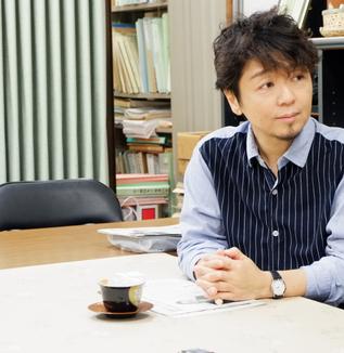 今までの自分を捨てることで、広がる可能性だってあるんだ 中性漫画家・新井祥さん