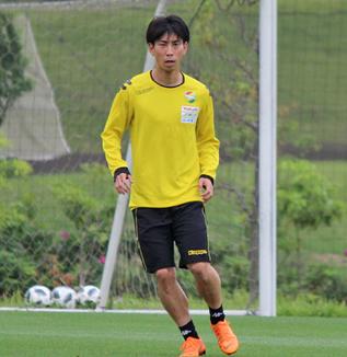 茶島雄介選手「まずは対面で当たる選手にしっかりプレーさせないようにやりたい」