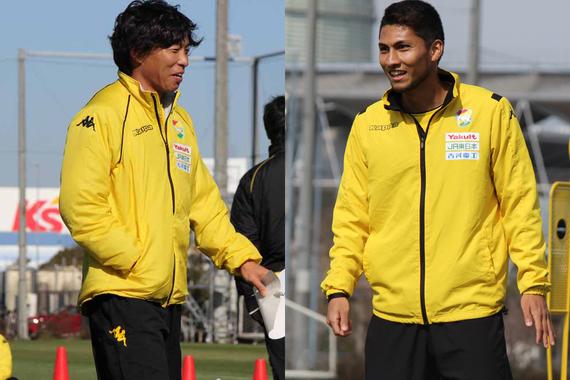 【チーム練習が再開】5月30日練習後のコメント(熊谷アンドリュー、佐藤寿人)