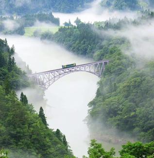 今秋、国定公園に編入 只見柳津福島県立自然公園