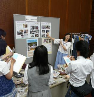 「作り手と買い手の関係づくり」~「岡山フェアトレードの会」の取り組み