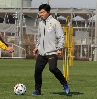 尹晶煥監督「全選手が切実な思いを持って、強い気持ちを持って臨まなければいけない」