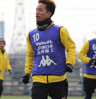 田口泰士選手「しっかり勝点3を奪って帰るというのをチーム全員で成し遂げたい」