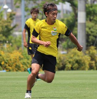 堀米勇輝選手「試合を決定づけられる選手になっていかなきゃいけない」