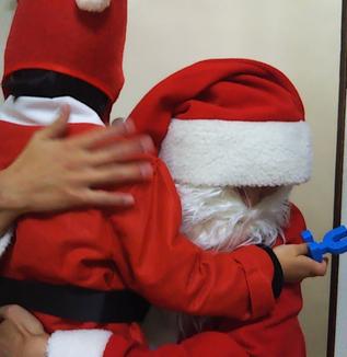 サンタさんからもらった、一生の宝物