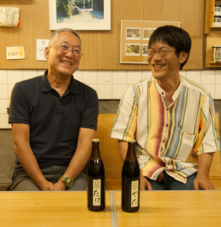 【特集】「今、そこにあるということ」多田伸志さんと山下弘彦さん
