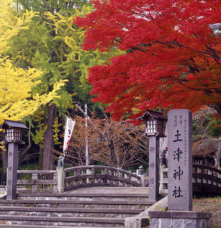 会津藩の祖・保科正之公が祀られている土津神社