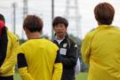 【京都戦直前レポート】江尻篤彦監督「攻守にわたって選手がいい表現をしてくれているので、新しい監督さんにいい形で引き渡したいと思います」