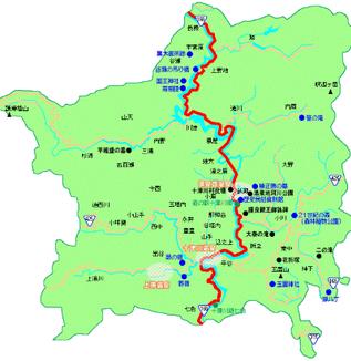 十津川郷士③(新たな指導者・上平主税)