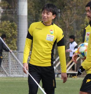 矢田旭選手「何かしらの変化をしっかり出して決定機を作っていきたい」