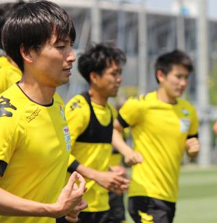 矢田旭選手「しっかり気持ちを込めて戦いたい」