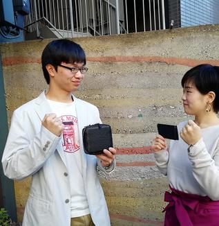 就活への疑問抱える大学生、男女チームで製品企画から販売までを競う