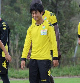 町田也真人選手「木山監督ですし、クリ(栗山直樹)もいるし、楽しみです」