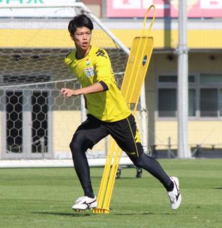 鳥海晃司選手「無失点で守りたい」