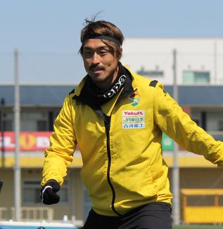 船山貴之選手「水戸はしっかりボールをつないでくるチームだと思うので、そのぶんショートカウンターというのが生きる」