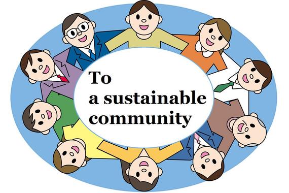 持続可能な社会をつくる様々な市民活動