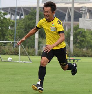 工藤浩平選手「松本も間違いなく長いボールを入れてくると思うし、セカンドボールの拾い合いになると思う」
