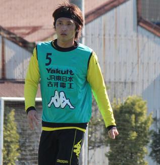 増嶋竜也選手「選手の特長をもう僕は少しでも生かせればいいなって思っている。コミュニケーションだったり、試合前に最低限できることはやって臨んでいます」