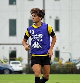 為田大貴選手「どんな試合展開になっても自分たちがその試合でやると決めたことを90分間通してやり続けないといけないと思います」