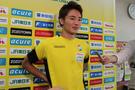 米倉恒貴選手「この時期に移籍してきたということで、個人的に考えるのはもうJ1昇格ということだけです」