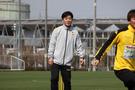 【金沢戦直前レポート】尹晶煥監督「明日の試合はいい準備をして、(勝利という)結果を持ってこられるように頑張ります」