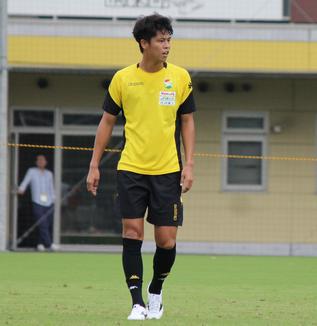 鳥海晃司選手「今は自分たちに目を向けて基本のところをしっかりやるというのを意識して、隙を見せないでやっていきたい」