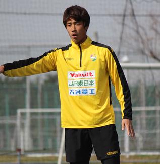 新井一耀選手「自分たちが守備をやりやすいようにするというところを毎試合考えて、それをやっていければいいかなと思います」
