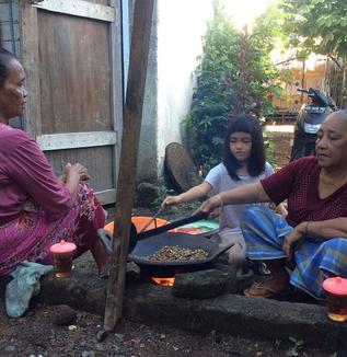 ロンボクだより(30):ロンボク島の高齢者介護事情(岡本みどり)