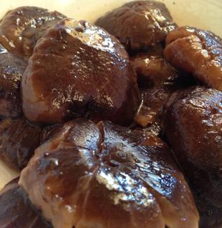 レシピ『椎茸の旨煮』
