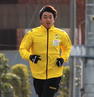 髙橋壱晟選手「全体的にプレーの量も強度も質も上がっていると思うので、一回り大きくなった姿が見せられればと思います」