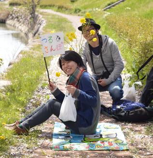 内野の桜を見に行こう!〜内野の桜の名所巡りツアー①〜
