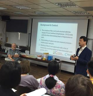 アジア太平洋キャリア開発協会 台北大会、初参加!