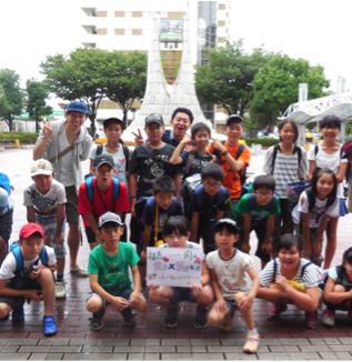 福島生き×活きキッズ〜自然と人のチャレンジツアー開催しました!《岡山到着編》