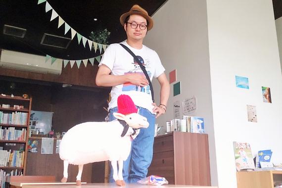 第一回ツルハシ川柳大会結果発表! お題はイロハニ堂店主「サカノヒロミ」