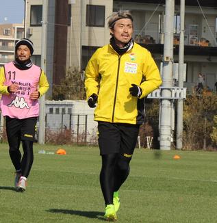 船山貴之選手「しっかりハードワークして、闘う姿勢っていうのを見せたい」