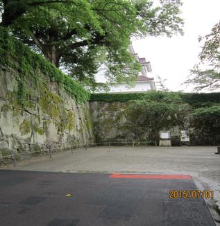【先祖たちの戊辰戦争・七】鶴ヶ城址