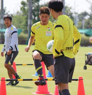 北爪健吾選手「出ればやれるという自信はあるので、今はゲームに出るのがすごく楽しみ」