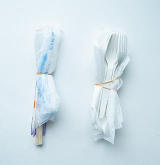 写真と、私たちの日々のこと⑫使い捨てプラスチックのジレンマ