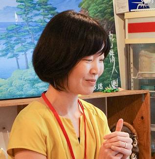 ひとをワクワクさせる街の絵描きやさんになりたい/千石の絵画教室「ラフスタジオ」富永亜希子さん