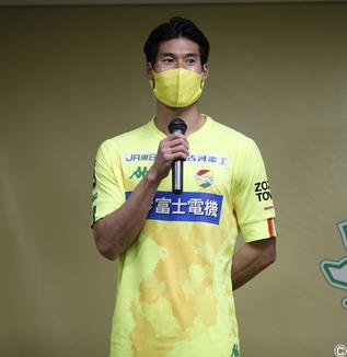 鈴木大輔選手「メリハリをつけた守備は継続してやりたい」