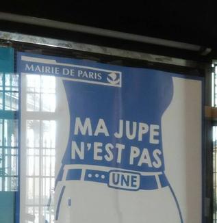 下半身を露出した女性はいたが、ミニスカートは滅多に見ない(パリ)       WEBライター募集中(セカンドインカムへの挑戦)