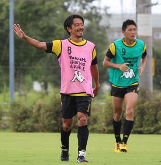 工藤浩平選手「守備だけになってしまって気持ち的にも行けなくなるというのもあるし、いい形で攻撃に行けていた時は守備もいいと思う」